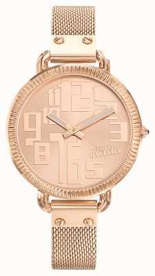 Jean Paul Gaultier Quadrante in oro rosa con pvd oro rosa indice indici JP8504308