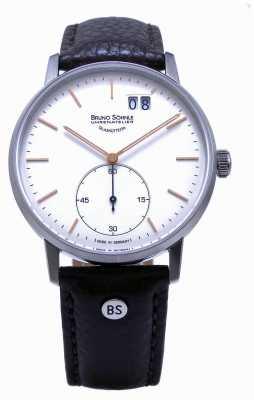 Bruno Sohnle Stoccarda ii 42 millimetri orologio in pelle marrone 17-13179-245