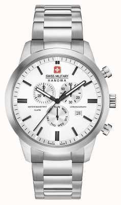 Swiss Military Hanowa Quadrante in acciaio inox classico per uomo 06-5308.04.001