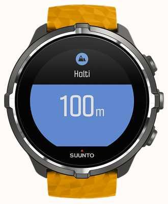 Suunto Orologio sportivo del bluetooth del cardiofrequenzimetro della frequenza cardiaca di sport spartano SS050000000