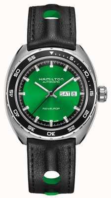 Hamilton Quadrante verde americano classico con quadrante verde H35415761