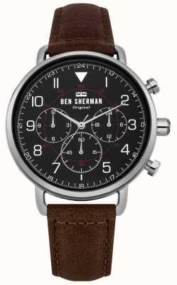 Ben Sherman Orologio militare cronografo portobello maschile WB068BBR