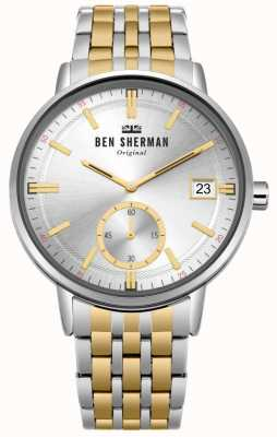 Ben Sherman Orologi professionali uomo portobello WB071GSM