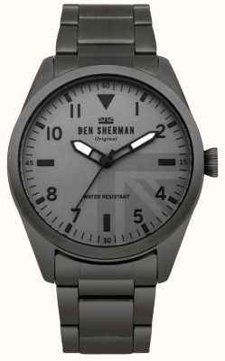 Ben Sherman Orologio militare militare carnaby WB074BSM