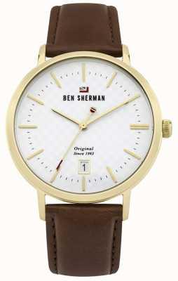 Ben Sherman Mens il patrimonio dylan WBS103TG