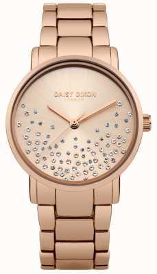 Daisy Dixon Quadrante in oro rosa con cinturino in oro rosa DD053RGM