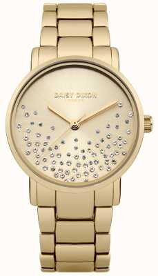 Daisy Dixon Quadrante in oro con diamanti color oro DD053GM
