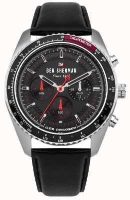 Ben Sherman Il cronografo a ronnie cronometra in rosso WBS108RB