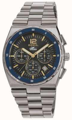 Breil Manta sport cronografo con cinturino in acciaio inossidabile TW1641