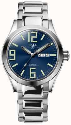 Ball Watch Company Genesis 43 millimetri quadrante blu NM2028C-S7-BE