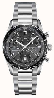 Certina Orologio cronografo precursore Mens ds-2 C0244471108100