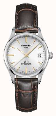 Certina Orologio da donna con cronometro al quarzo ds-8 C0332511603101