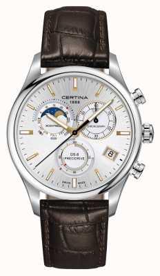Certina Orologio cronografo al quarzo a fase precorrente da uomo ds-8 C0334501603100