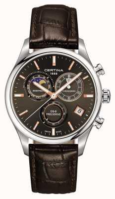Certina Orologio cronografo al quarzo a fase precorrente da uomo ds-8 C0334501608100