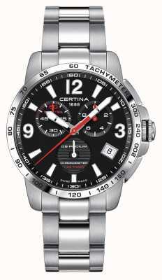 Certina Orologio cronografo da uomo a ds podium C0344531105700