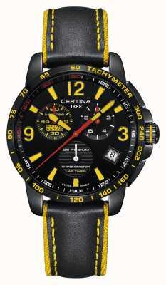 Certina Orologio cronografo da uomo a ds podium C0344533605710