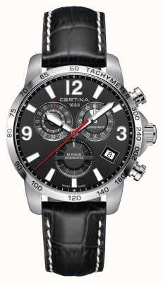 Certina Orologio cronografo da uomo a ds podium C0346541605700