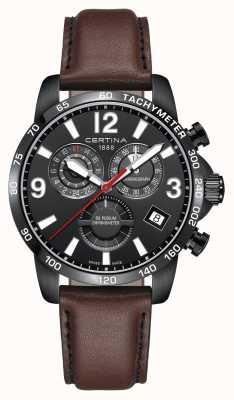 Certina Orologio da uomo con cronometro a podio C0346543605700