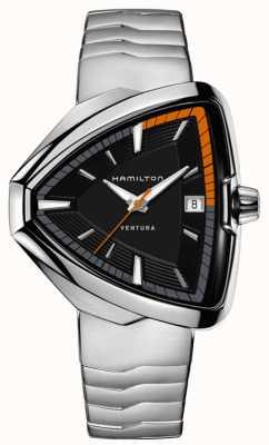 Hamilton Ventura elvis80 orologio in acciaio inossidabile H24551131