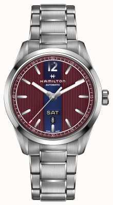 Hamilton Orologio automatico giorno / data uomo broadway H43515175