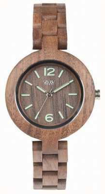 WeWood Noce Mimosa | cinturino in legno | faccia di legno | 70205700