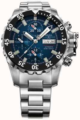 Ball Watch Company Cronometro automatico dell'idrocarburo 600m del nedu dell'ingegnere degli uomini blu DC3026A-SC-BE