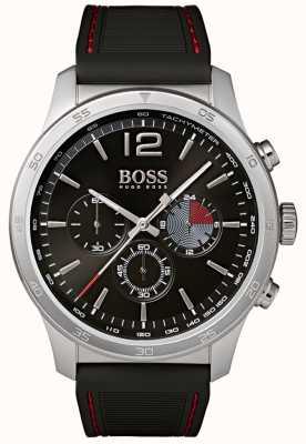BOSS Orologio cronografo da uomo professionale nero 1513525