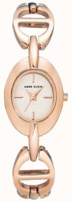 Anne Klein Womens teri oro rosa tono AK/N3122RGRG