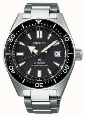 Seiko prospex divers orologio da polso automatico quadrante nero SPB051J1