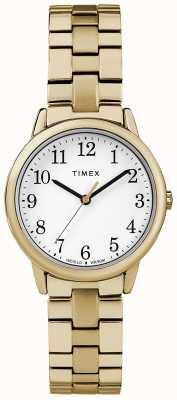Timex Bracciale da donna da 31mm con cinturino in acciaio inossidabile TW2R58900