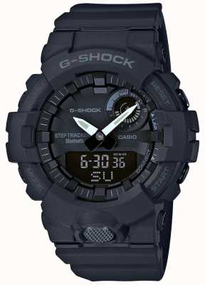 Casio G-shock bluetooth fitness tracker nero GBA-800-1AER