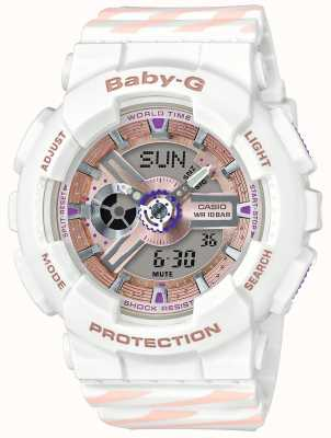Casio Cronografo allarme caso baby-g BA-110CH-7AER