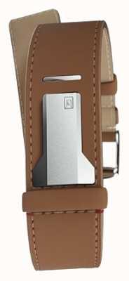 Klokers Solo cinturino singolo Klink 04 caramel solo 22mm largo 230mm KLINK-04-LC12
