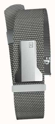 Klokers Cinturino Milink grigio acciaio Klink 05 solo 20mm largo 230mm KLINK-05-MC1