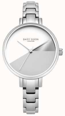 Daisy Dixon Bracciale donna in argento ava color argento con tre quadranti DD065SM