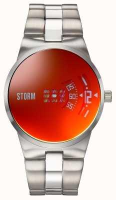 STORM Nuovo remi lazer in acciaio inossidabile rosso 47210/R