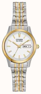 Citizen Signore braccialetto di espansione eco-drive EW3154-90A