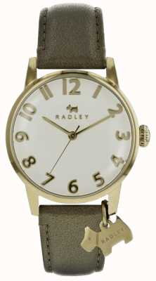 Radley Cinturino in bronzo da orologio da donna liverpool street RY2594