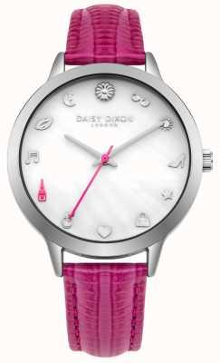 Daisy Dixon Cinturino in pelle da donna lexi rosa DD078PS