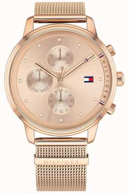Tommy Hilfiger Cronografo da giorno e data da donna cronografo blake da donna 1781907