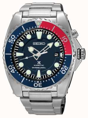 Seiko Prospex Kinetic 200m Datario subacquei SKA759P1