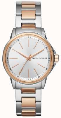 Armani Exchange Cinturino donna in acciaio inossidabile AX4363