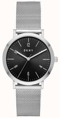 DKNY Cinturino in acciaio inossidabile minetta donna NY2741