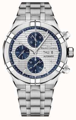 Maurice Lacroix Cronografo Aikon con movimento automatico AI6038-SS002-131-1