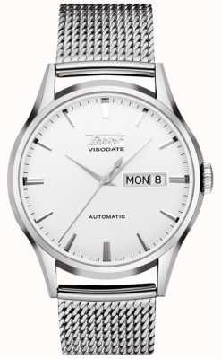 Tissot Heritage visodate automatico orologio in acciaio inossidabile T0194301103100