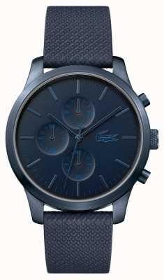 Lacoste Orologio da uomo 12.12 85 ° anniversario blu scuro 2010948