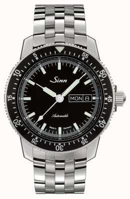 Sinn 104 st sa i classic pilot watch bracciale in acciaio inossidabile 104.010 BRACELET