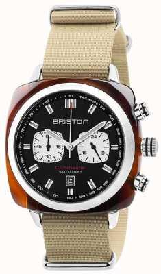 Briston Orologio da uomo 17142.SA.TS.1.NK