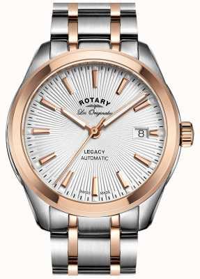 Rotary Automatico a due tonalità per uomo GB90167/06