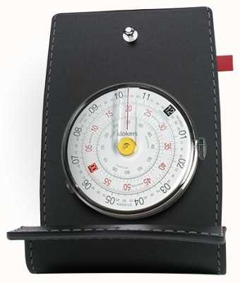 Klokers Klok 01 quadrante giallo per orologio e tasca KLOK-01-D1+KPART-01-C2